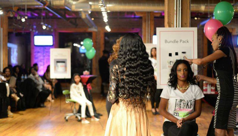 Mielle Organics Product Launch Campaign Fame Integrated